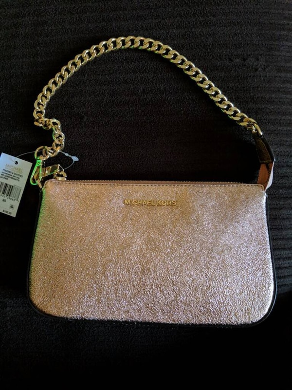 8ff683909d396a Used Michael Kors clutch purse for sale in Euless - letgo