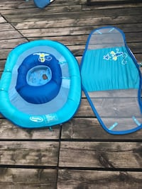 Baby floaty with canopy Mississauga, L5J 3L2
