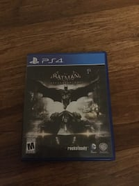 Batman arkham knight ps4 game Omaha, 68102