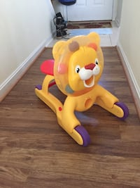 Fisher-price lion walker Manassas, 20109