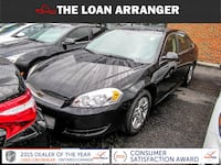 2012 chevrolet impala with 143,513km and 100% approved financing Oshawa