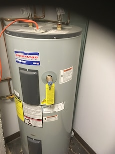 50 gallon electric water heater