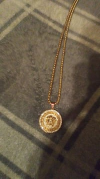 Versace necklace Bixby, 74008