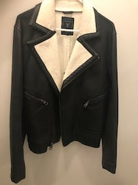 Men's leather jacket Toronto, M8Z 4P4
