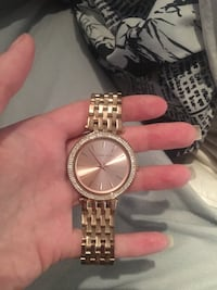 Michael Kors Rose Gold Watch Winnipeg, R3N 0G6