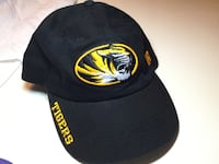 Mizzou Tigers Growl Relaxed Hat Little Rock