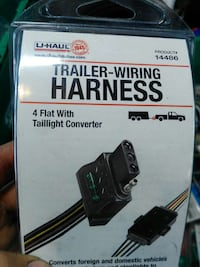 Trailer-wiring Harness taillight converter Mission, V4S 1C6