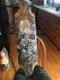 Long board. Made by Bustin Boards. New, never used.