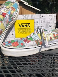 2017 VANSxPeanuts shoes (Men's 12) Anchorage, 99503