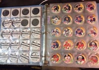 1993-94 NHL Complete Pog Set With Slammers and Checklists Gloucester, 01930