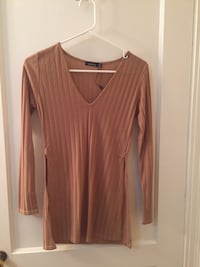 Women's Nude V Neck Blouse Knoxville, 37917