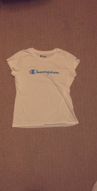 Youth girls champion t shirt