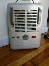 Portable Space Heater Yonkers
