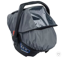 New Infant Car Seat Cover (unused)