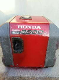 Eu 3000 watt is Honda whisperer 850$