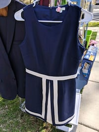 Woman's navy dress Silver Spring