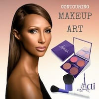 NEW - 4 Color blusher palette by Acti labs