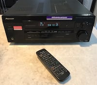 Pioneer stereo, surround receiver in a Brand New condition. Mississauga, L5B