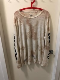 OW marble Long sleeve T Vancouver, V6J 4X8