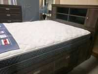 New Queen mattress 300. Bed not included  Edmonton, T5A 4H3