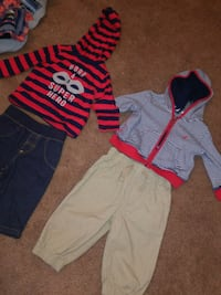 toddler's assorted clothes Newark