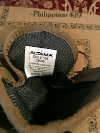 Altama Coyote Boots(Winter) like new. Size 5.5W Belvedere, 29841