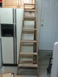 KELLER Ladder - Wooden (6feet approx.)
