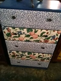 Chest with 5 drawers Tullahoma, 37388