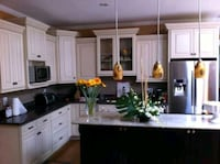 Kitchen design and Cabinets Hillcrest Heights