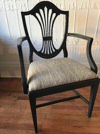 Beautiful Refurbished Antique Chair Denver