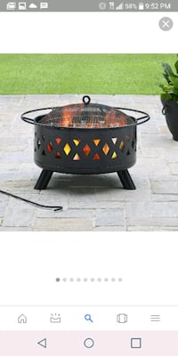 Firepit new in box really big El Paso, 79924