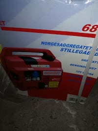 Norges aggregat 680 w