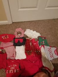 20 pc Christmas clothes Fort Mill