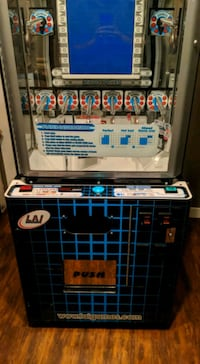 Lai Games Stacker Cabinets