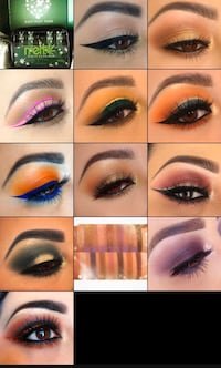 Makeup artist North Las Vegas