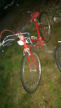 Huffy red classic