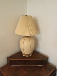 Large table lamp OMAHA