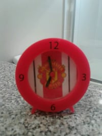Manchester United novelty clock Surrey, V3X 0B9