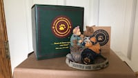 CHIEF BUCKLEY AND JENNIFER BOYDS BEARS NEW IN BOX Littlestown, 17340