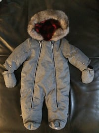 3-6 months canadiana winter jacket  Mississauga, L5E 2G8