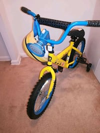 Minion's Bike Washington