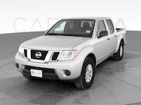 2019 Nissan Frontier Crew Cab pickup SV Pickup 4D 5 ft Silver <br Baltimore