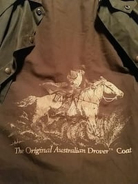 Dr over coat, Australian outback collection Knoxville, 37924