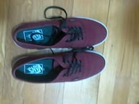 Authentic vans womens size 8 Fairfax, 22030