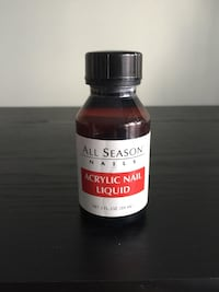 All Season Nails Acrylic Nail Liquid!
