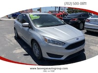 Used 2016 Ford Focus for sale Las Vegas