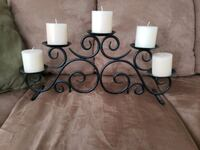 Cast iron candle display Brentwood, 11717