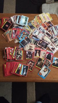 Star Wars Vintage trading card collection Smith-Ennismore-Lakefield, K0L