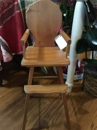 1930's toy high chair Spring Hill, 37174