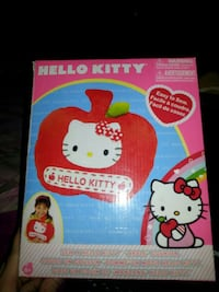 NEW Sew A Hello Kitty Apple Pillow